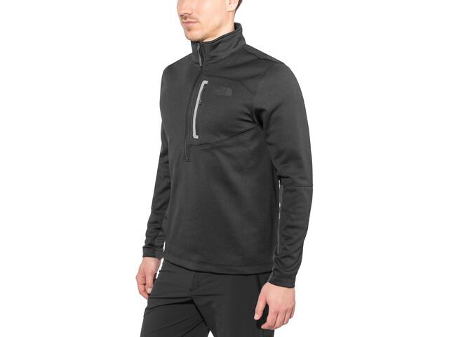 The North Face Canyonlands 1/2 Zip Shirt Herren tnf black